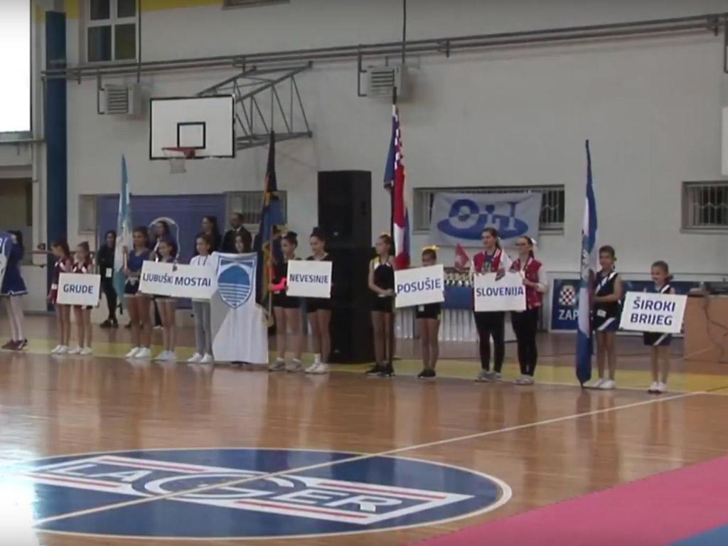 Posušje: Održano sedmo cheerleading i cheerdance prvenstvo Bosne i Hercegovine