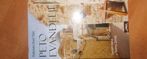 Predstavljeno Peto evanđelje-sedam dana u Svetoj zemlji