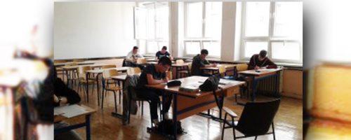 Školsko natjecanje iz matematike u posuškoj Gimnaziji