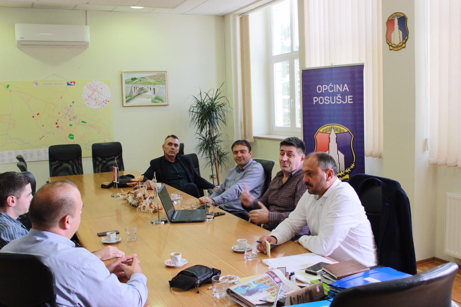 Sastanak Općina Posušje-Bluesun Hotels: Mogućnosti za nova zapošljavanja Posušana u ugostiteljstvu i turizmu!