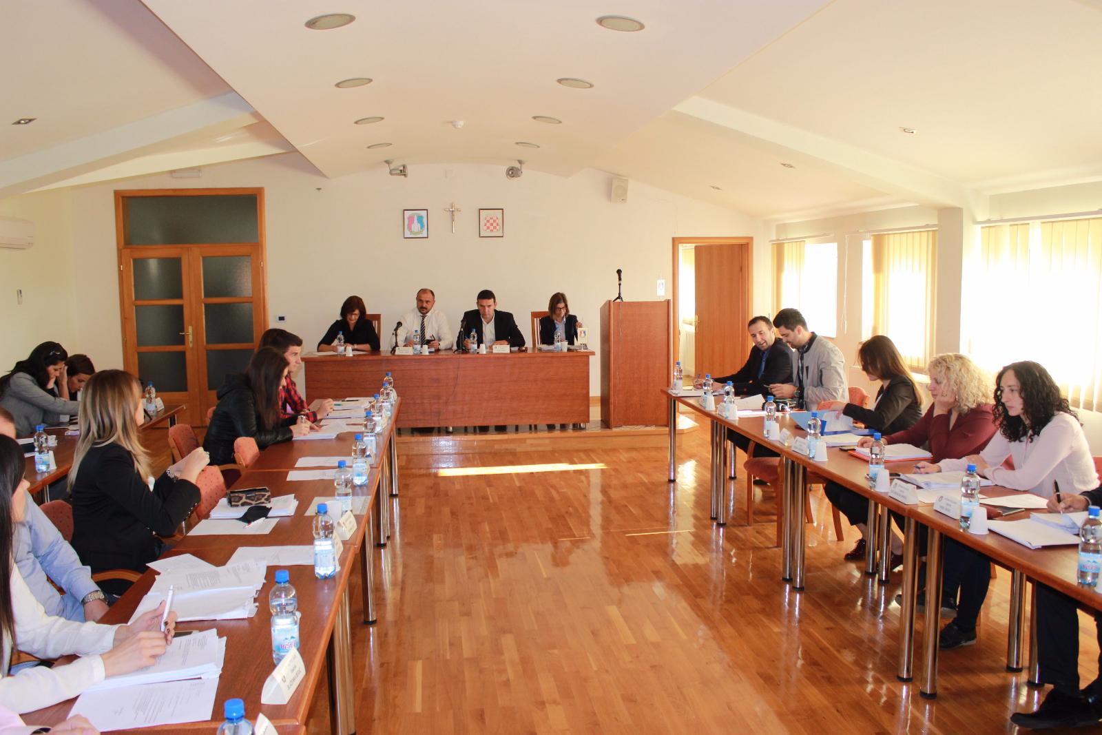 Održana 11. sjednica Općinskog vijeća općine Posušje