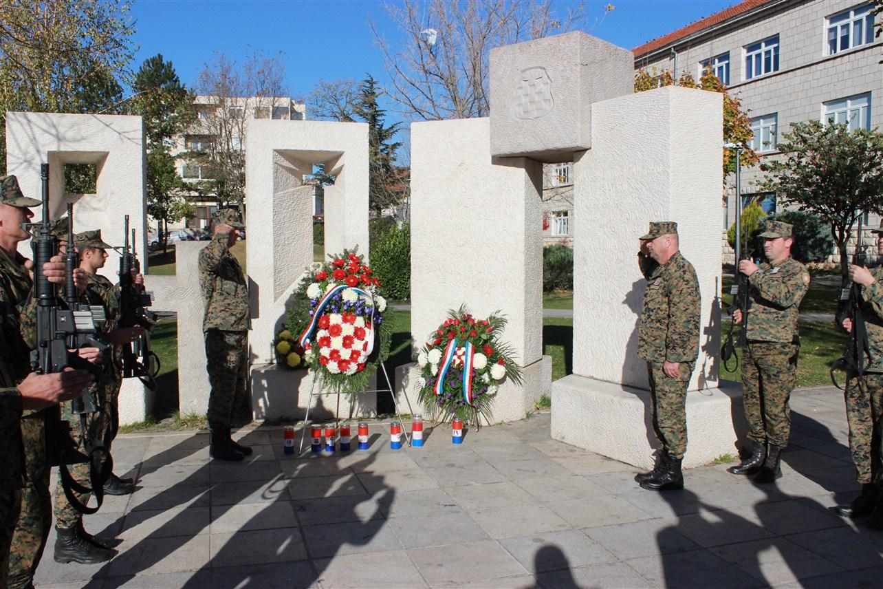 Prisjećanje na poginule i preminule branitelje s područja općine Posušje