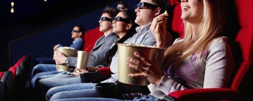 3D kinoprojekcije 26.11. u kinodvorani u Posušju