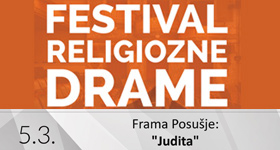 """Najava drame """"Judita"""" u izvedbi Frame Posušje"""