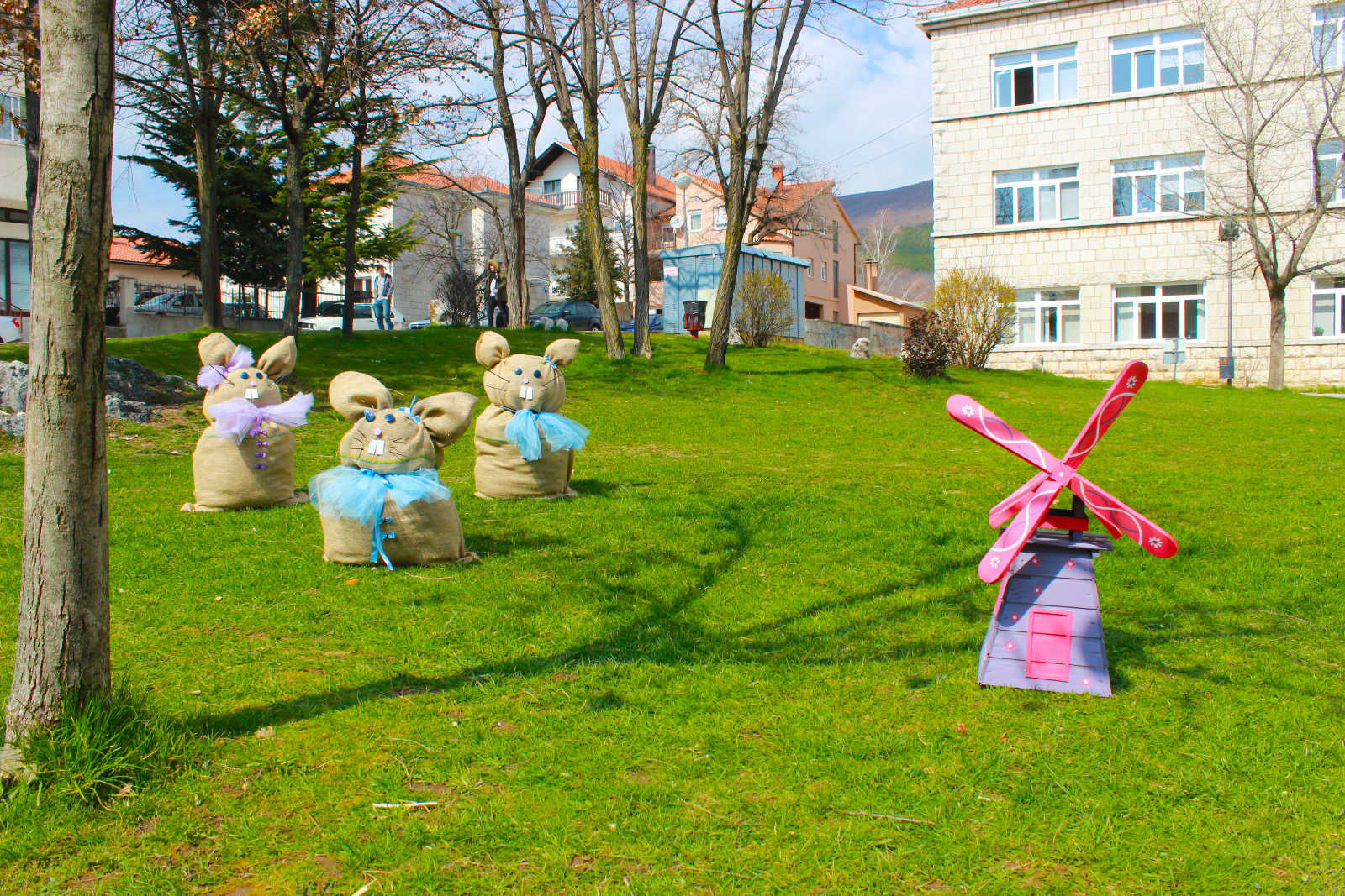 Foto: Blagdanski ugođaj u gradskom parku