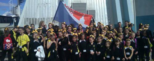 medalje za Hrvatski cheerleading klub Posušje na  8. Cheerleading prvenstvu BiH u Bileći
