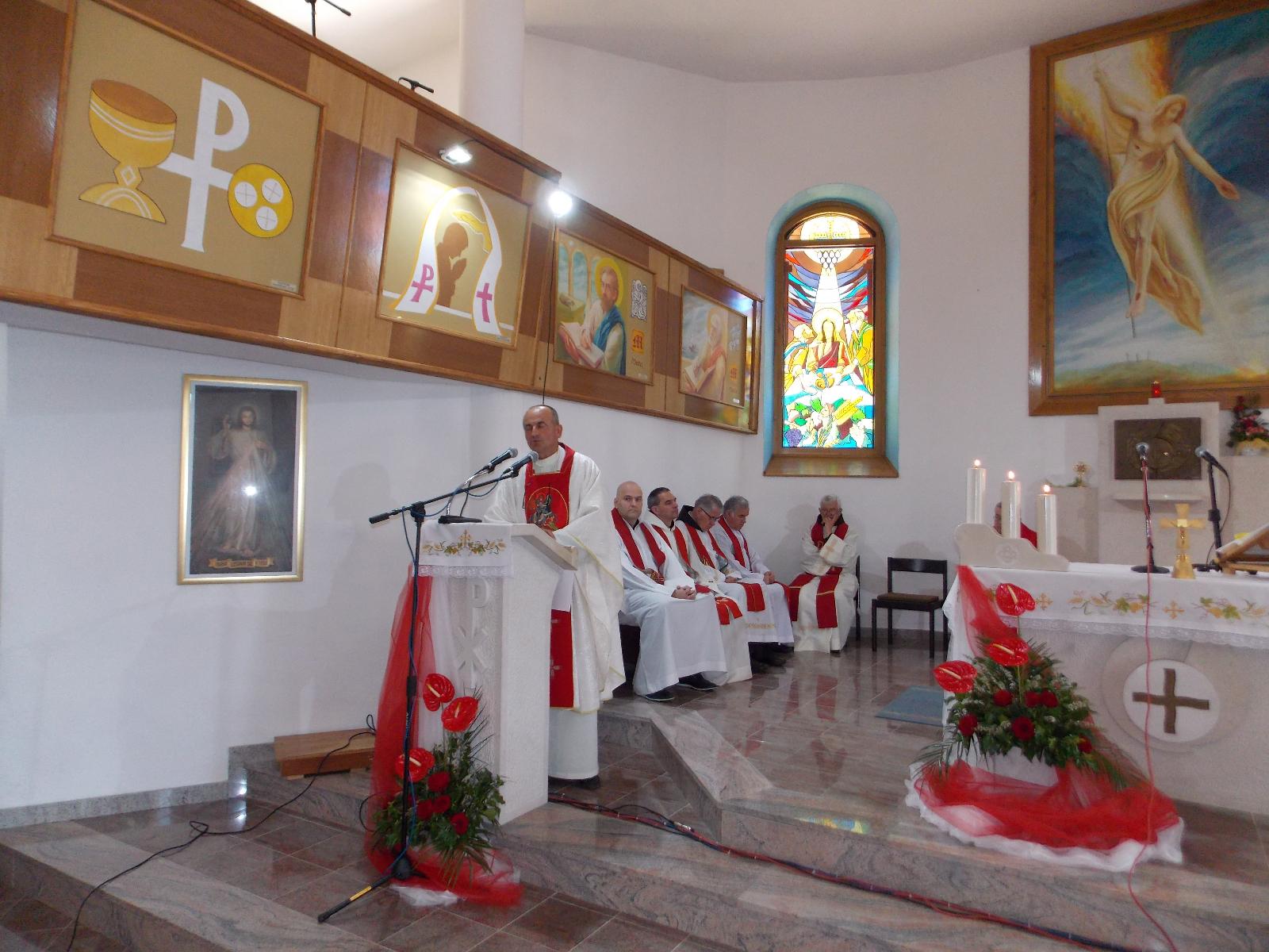 Svečana proslava blagdana svetog jure