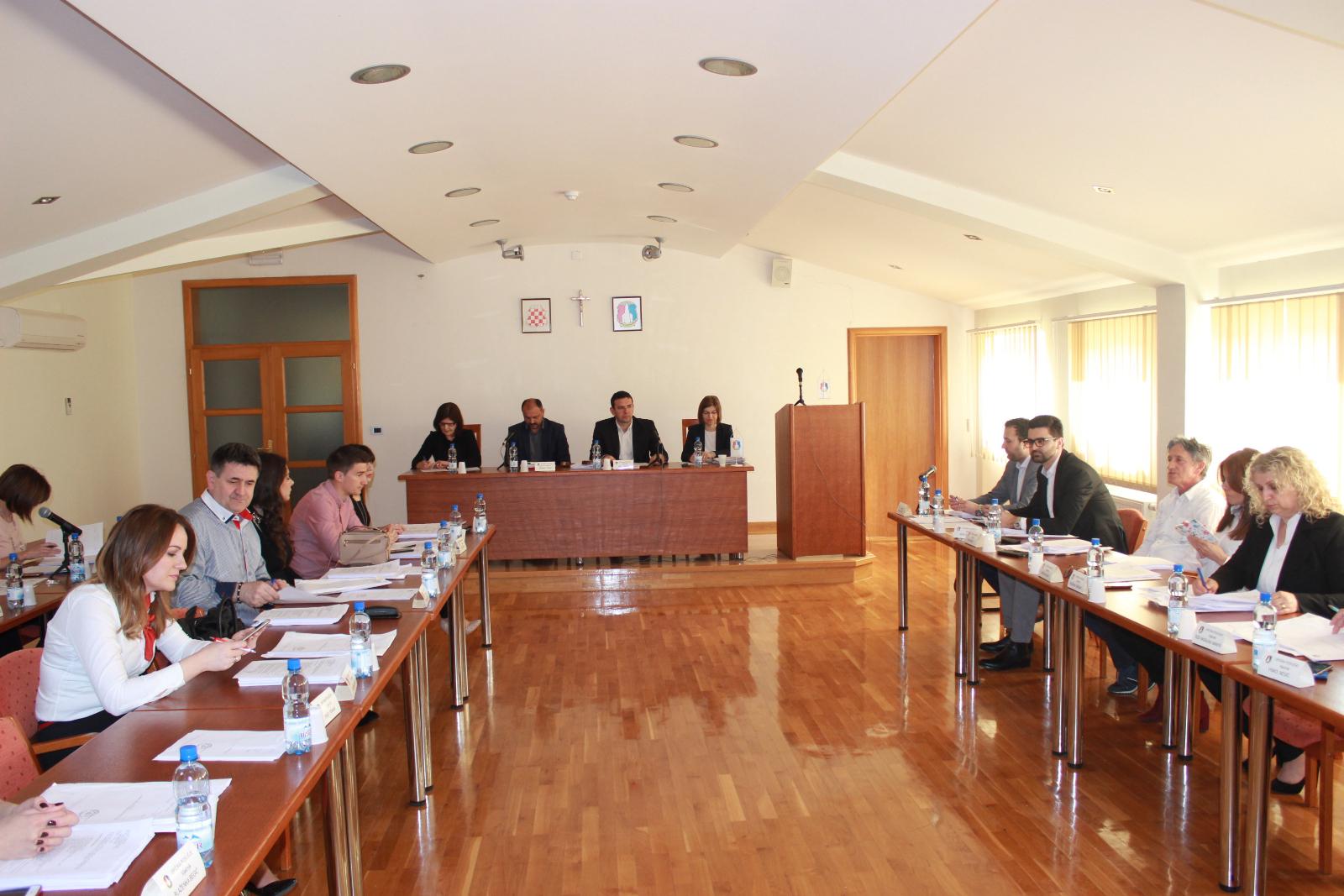 Održana 15. sjednica Općinskog vijeća općine Posušje