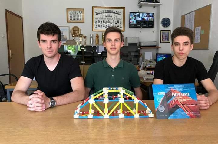 Begić, Grubišić i Jukić nagrađeni za modeliranje mostova na Građevinskom fakultetu u Mostaru