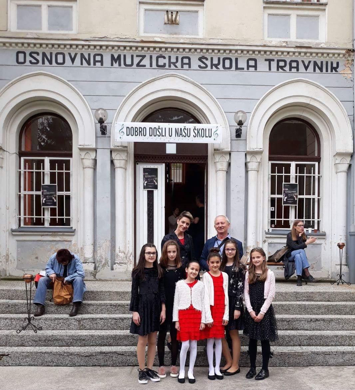 Veliki uspjeh posuške glazbene škole