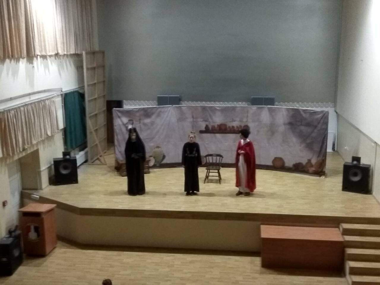 Sinoć izvedena predstava Judita