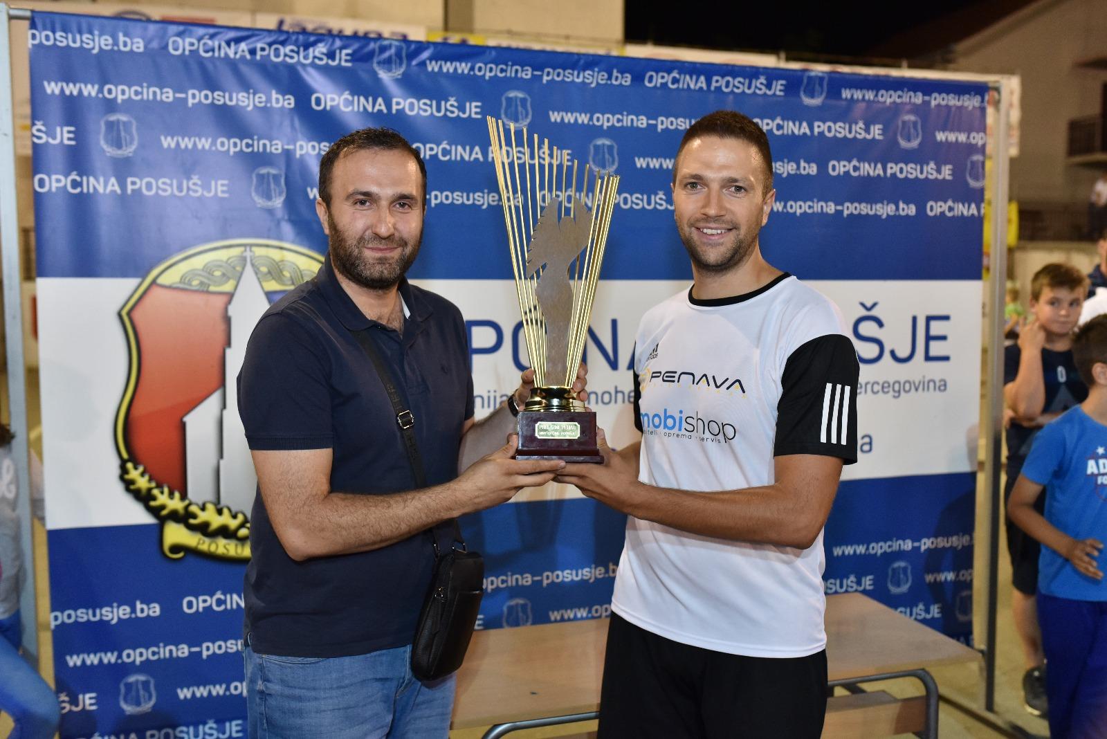 Završen Malonogometni turnir mjesnih zajednica, sela, zaselaka i gradskih četvrti Općine Posušje