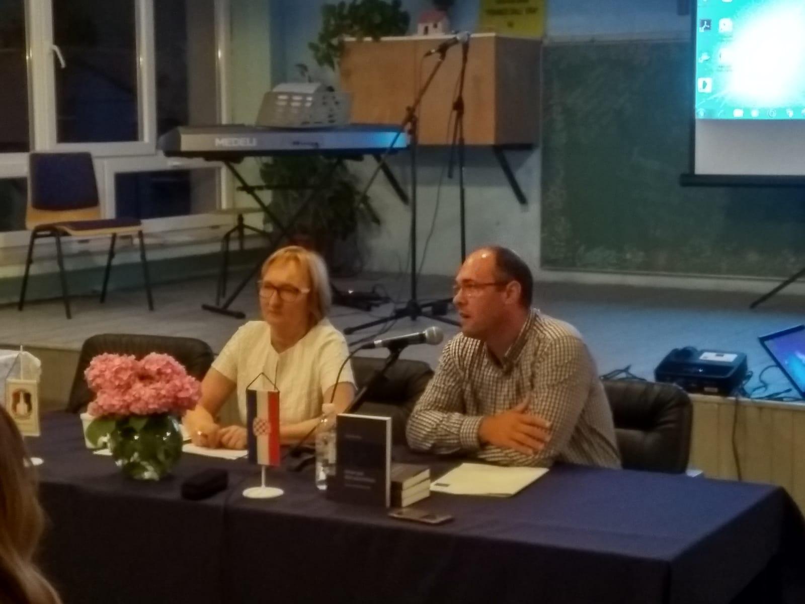 Dan domovinske zahvalnosti u Viru i predstavljene knjige Završni račun Haaškog suda