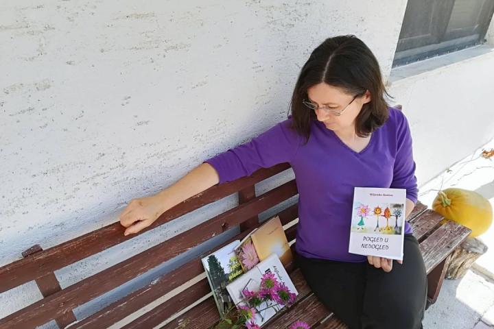 """NAJAVA: Predstavljanje knjige """"Pogled u nedogled"""" Miljenke Koštro i izložba slika Branka Širića"""