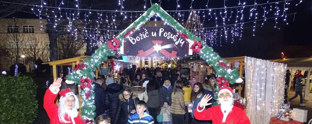 """Otvorena manifestacija """"Božić u Posušju"""""""