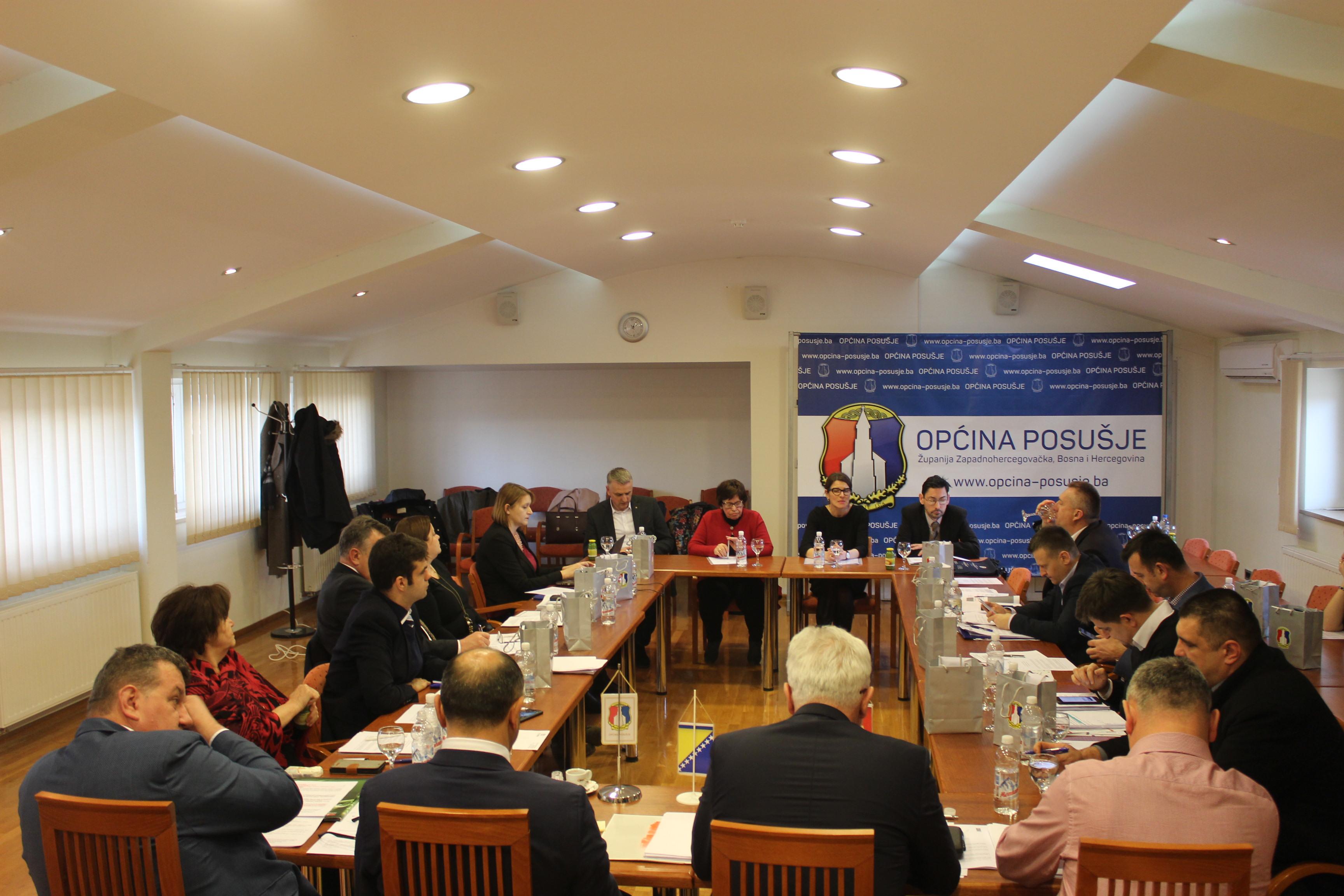 Održana sjednica Predsjedništva Skupštine SOGFBiH-a