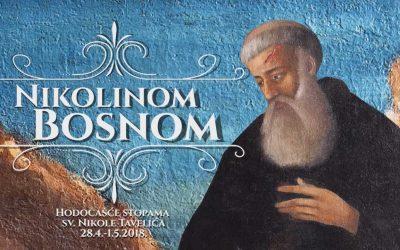 Dokumentarac 'Nikolinom Bosnom' sinoć prikazan u Posušju