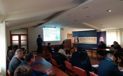 INFORMATION MEETING ON FARMA II INTERNATIONAL PROJECT HELD IN POSUSJE MUNICIPALITY