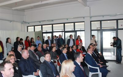 Another breakthrough of the Posusje municipality: Opening ceremony of the technology park Posusje foundation
