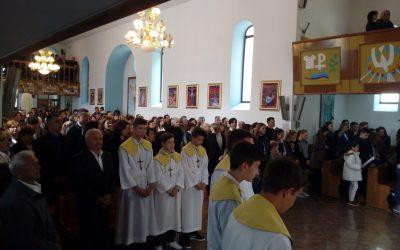 Blagdan svetoga Jure svečano proslavljen u župi Vir