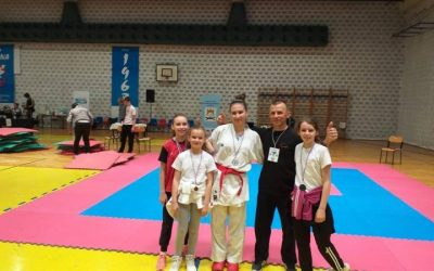 Karate: Dobri rezultati za posuške sportaše u Splitu