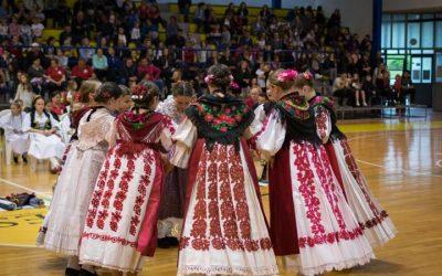 Održana dječja smotra folklora u Posušju