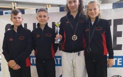 Sedam medalja za Karate klub Posušje u Splitu