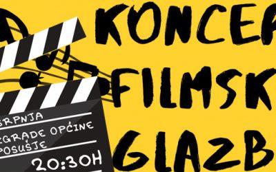 NAJAVA: Koncert filmske glazbe u Posušju