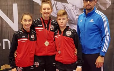 Taekwondo klup Poskok na međunarodnom turniru Kup Marjana 2019