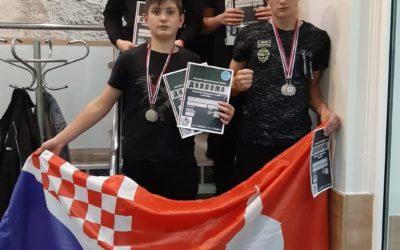 4 medalje za posuške kickboksere