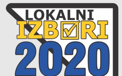 Obavijest biračima s područja općine Posušje