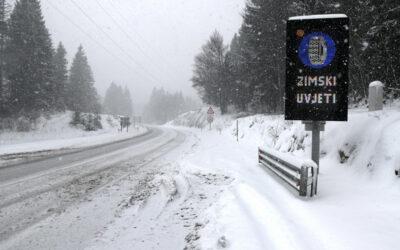 Preporuka za poduzimanje preventivnih mjera zaštite i spašavanja za razdoblje zima-proljeće 2020.-2021. godine