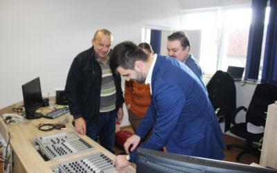 Veliki tehnički doprinos radu Radio Posušja