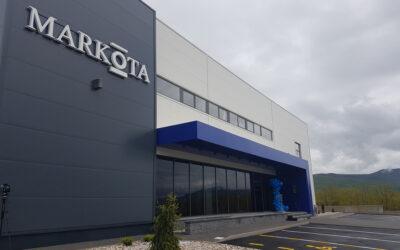 Svečano otvoren prodajno-servisni centar tvrtke Markota d.o.o. u Poduzetničkoj zoni Osrdak