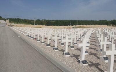 Posjet Groblju mira na Bilima