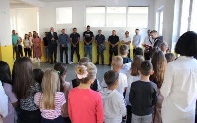 Svečano otvoreno novo krilo područne škole Čitluk