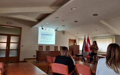 Održana završna prezentacija projekta: Uređenje platoa nove Osnovne škole fra Petar Bakula, faza I.
