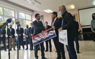 1.5 milijuna kuna za obnovu škole u Petrinji